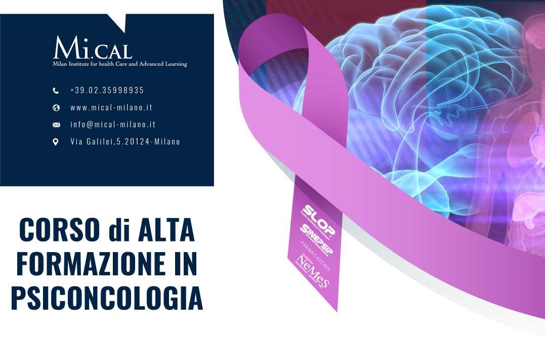 22-23-24/03/2019 – Corso di alta Formazione in Psiconcologia